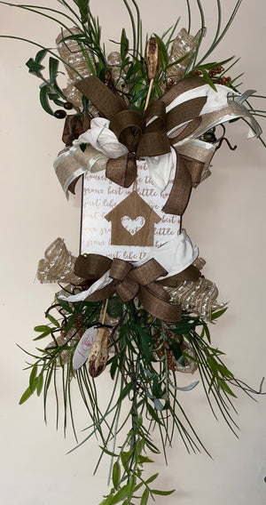 Home Love Wreath