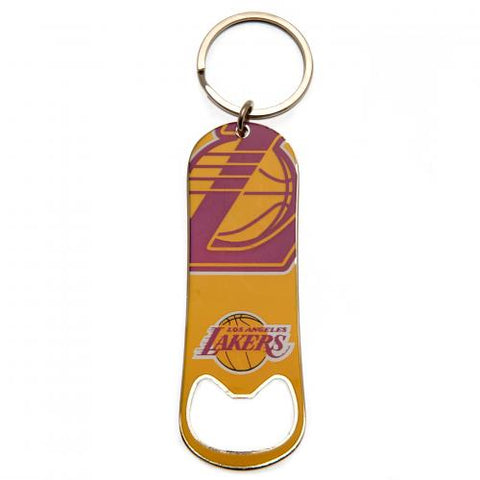Los Angeles Lakers Bottle Opener Keychain - footballextreme.shop