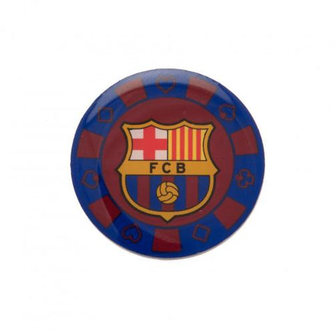 FC Barcelona Poker Chip Badge - footballextreme.shop