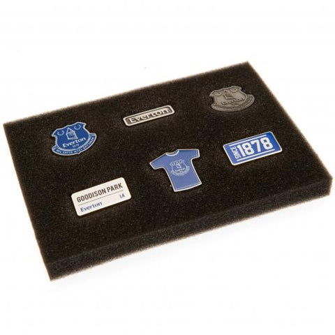 Everton FC 6 Piece Badge Set - footballextreme.shop