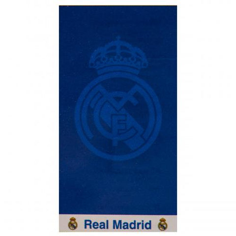 Real Madrid FC Jaquard Towel - footballextreme.shop