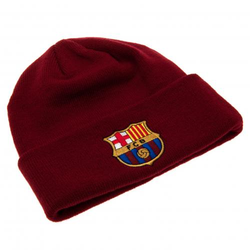 FC Barcelona Knitted Hat TU CL - footballextreme.shop