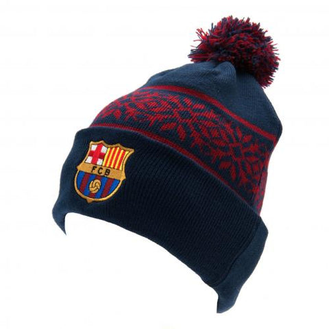 FC Barcelona Ski Hat SF - footballextreme.shop
