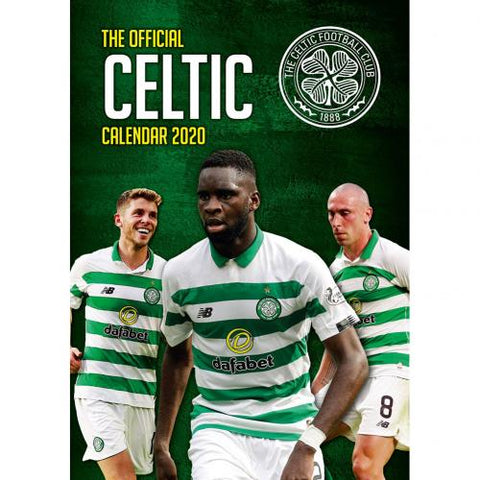 Celtic FC Calendar 2020 - footballextreme.shop