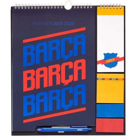 FC Barcelona Year Planner 2020 - footballextreme.shop