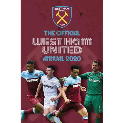 West Ham United FC Annual 2020 - footballextreme.shop