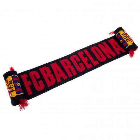 FC Barcelona Scarf NV - footballextreme.shop
