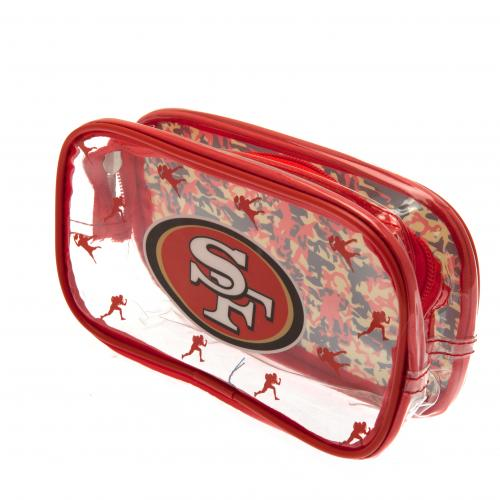 San Francisco 49ers Pencil Case - footballextreme.shop