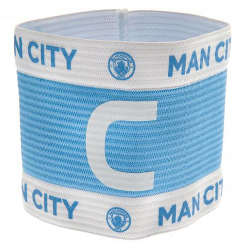Manchester City FC Captains Arm Band - footballextreme.shop