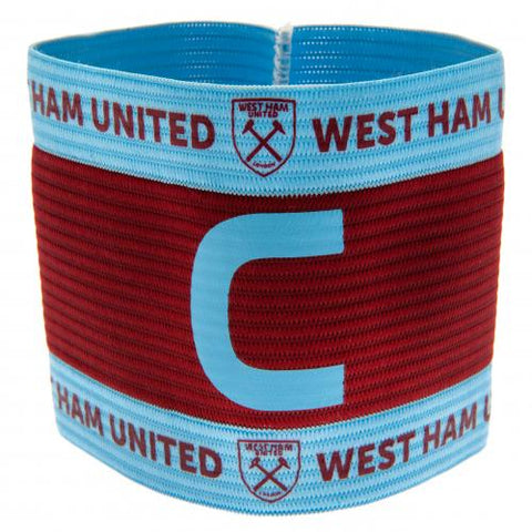 West Ham United FC Captains Arm Band - footballextreme.shop