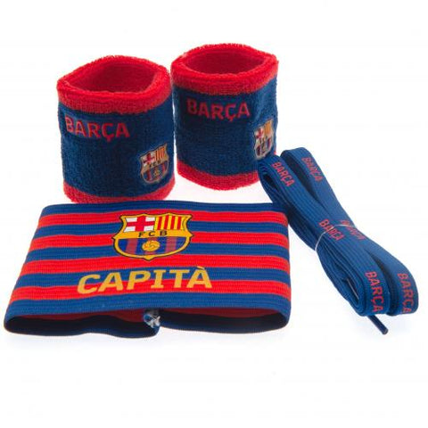 FC Barcelona Accessories Set - footballextreme.shop