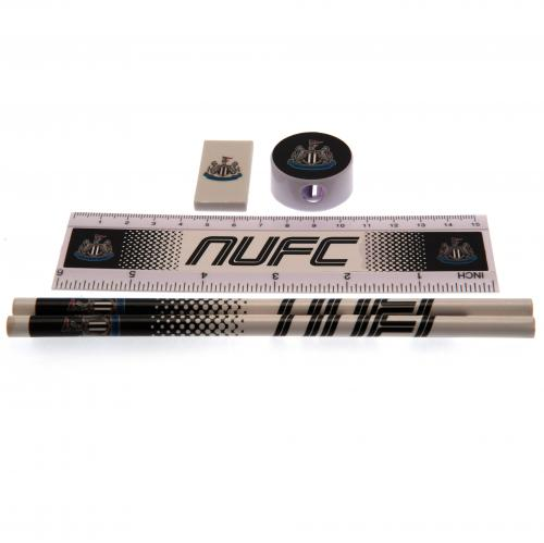 Newcastle United FC Core Stationery Set FD - footballextreme.shop