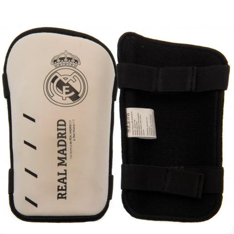 Real Madrid FC Shin Pads Jnr - footballextreme.shop