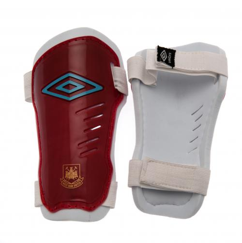 West Ham United FC Umbro Shin Pads XS - footballextreme.shop
