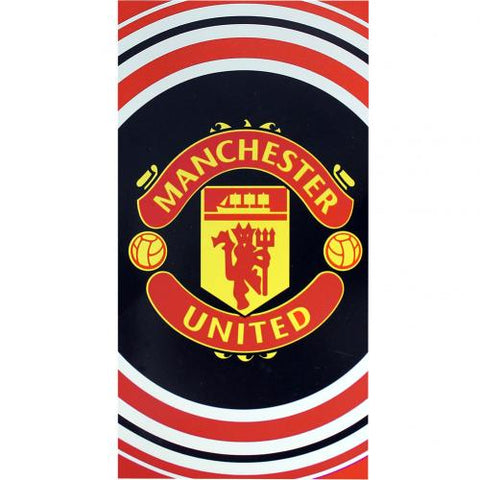 Manchester United FC Towel PL - footballextreme.shop