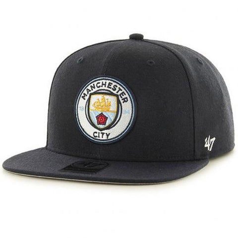 Manchester City FC 47 Cap No Shot Captain - footballextreme.shop