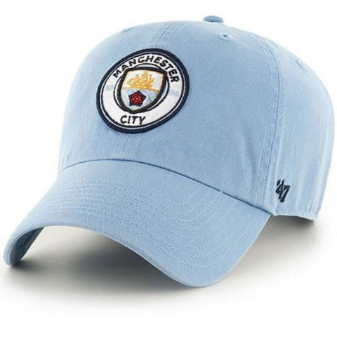 Manchester City FC 47 Clean Up Cap SK - footballextreme.shop