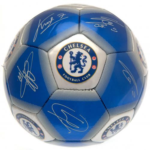 Chelsea FC Football Signature - footballextreme.shop
