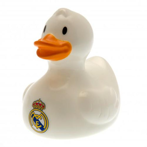 Real Madrid FC Bath Time Duck WT - footballextreme.shop