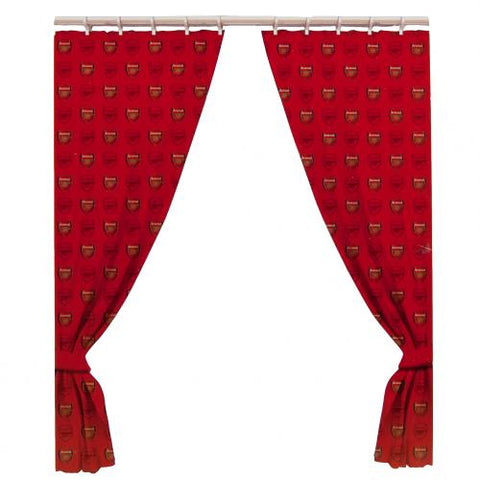 Arsenal FC Curtains - footballextreme.shop