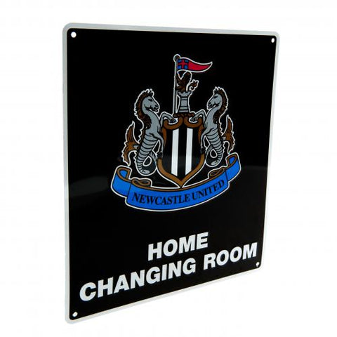 Newcastle United FC Home Changing Room Sign - footballextreme.shop
