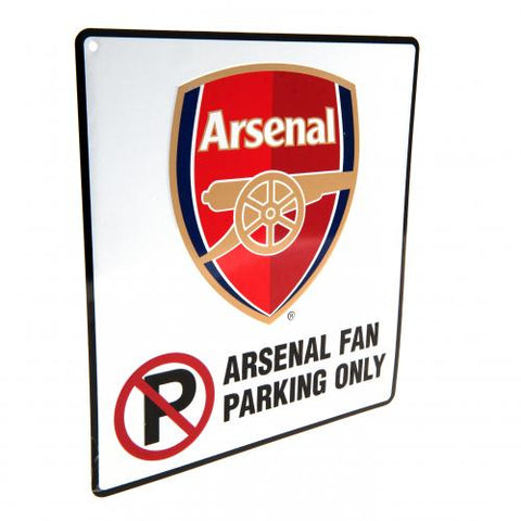 Arsenal FC No Parking Sign - footballextreme.shop