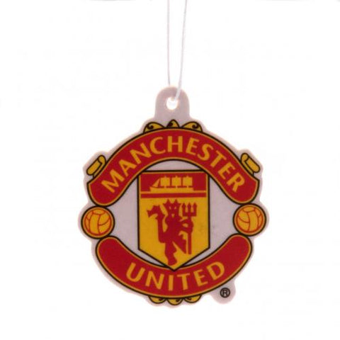 Manchester United FC Air Freshener - footballextreme.shop