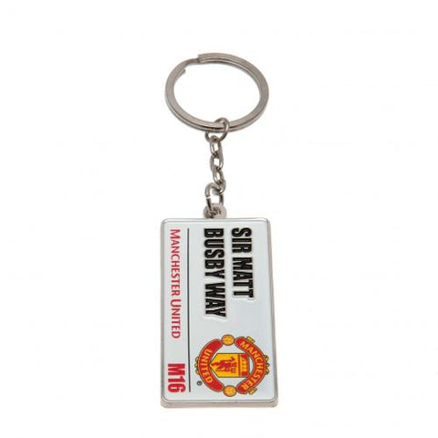Manchester United FC Keyring SS - footballextreme.shop