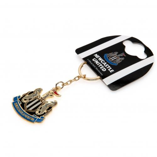 Newcastle United FC Keyring - footballextreme.shop
