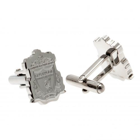 Liverpool FC Stainless Steel Formed Cufflinks CR - footballextreme.shop