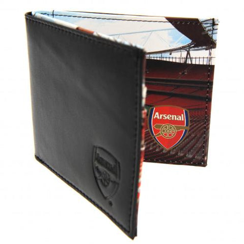 Arsenal FC Panoramic Wallet - footballextreme.shop