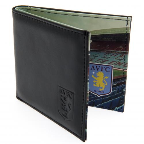 Aston Villa F.C. Panoramic Wallet - footballextreme.shop
