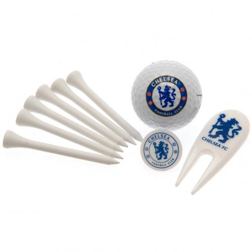 Chelsea FC Golf Gift Tube - footballextreme.shop