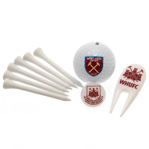 West Ham United FC Golf Gift Tube - footballextreme.shop