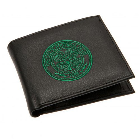 Celtic FC Embroidered Wallet - footballextreme.shop