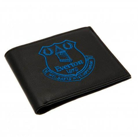 Everton FC Embroidered Wallet BL - footballextreme.shop