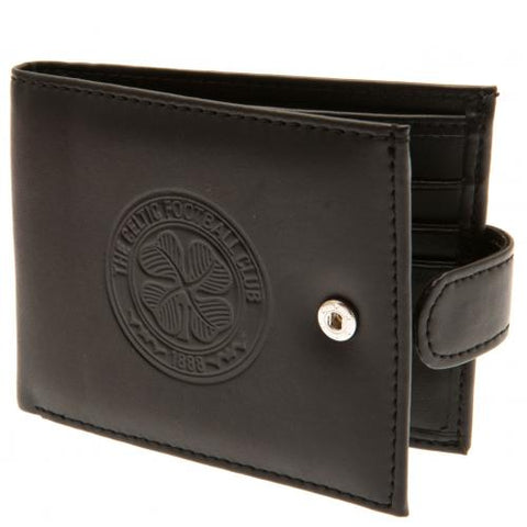Celtic FC rfid Anti Fraud Wallet - footballextreme.shop