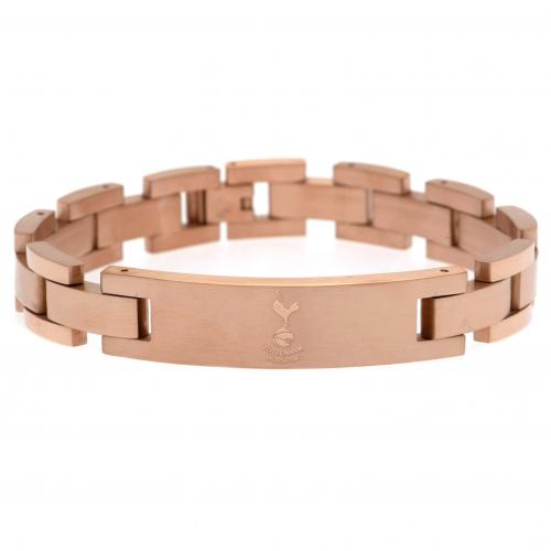Tottenham Hotspur FC Rose Gold Plated Bracelet - footballextreme.shop