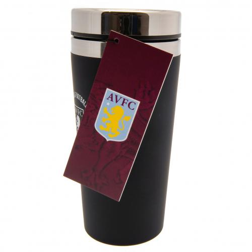 Aston Villa F.C. Executive Travel Mug - footballextreme.shop