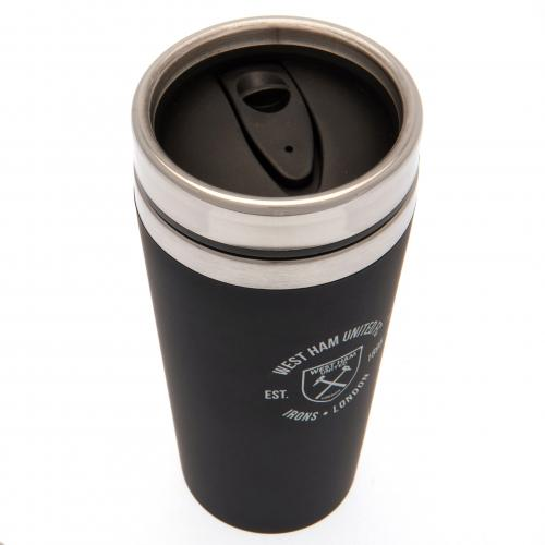 West Ham United FC Executive Travel Mug - footballextreme.shop