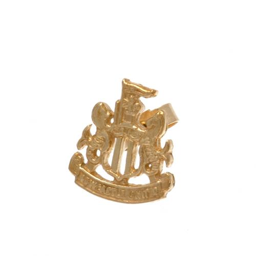Newcastle United FC 9ct Gold Earring - footballextreme.shop