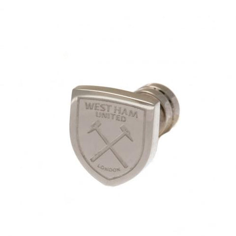 West Ham United FC Cut Out Stud Earring - footballextreme.shop