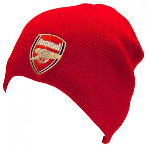 Arsenal FC Knitted Hat RD - footballextreme.shop