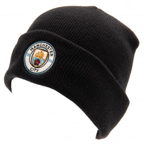 Manchester City FC Knitted Hat TU NV - footballextreme.shop