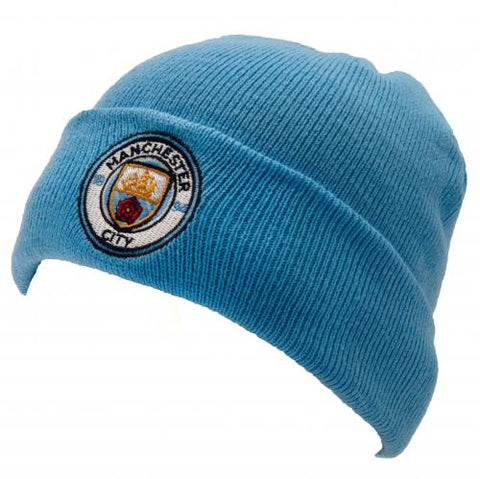 Manchester City FC Knitted Hat TU SK - footballextreme.shop