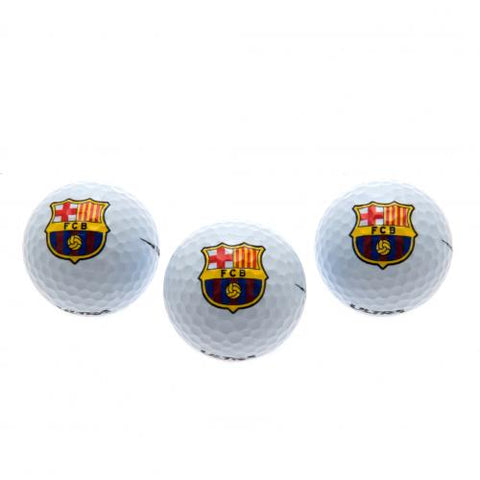 FC Barcelona Golf Balls - footballextreme.shop