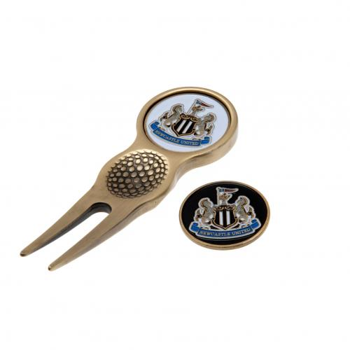 Newcastle United FC Divot Tool & Marker - footballextreme.shop