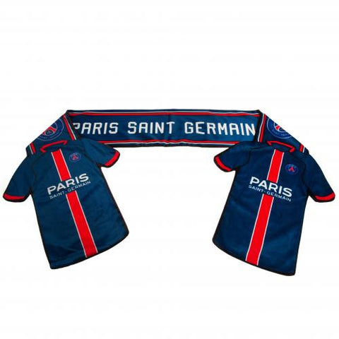 Paris Saint Germain FC Shirt Scarf - footballextreme.shop