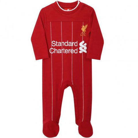 Liverpool FC Sleepsuit 3/6 mths SC - footballextreme.shop