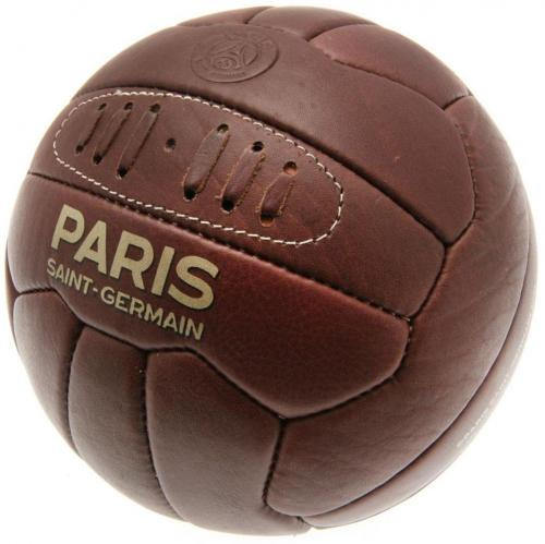 Paris Saint Germain FC Retro Heritage Football - footballextreme.shop